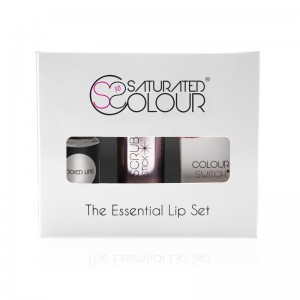 The Essential Lip Set (3 Pcs)
