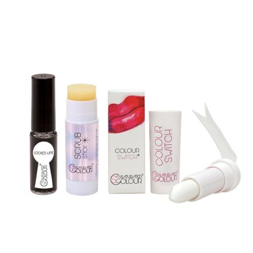 The Essential Lip Set (3 Pcs)