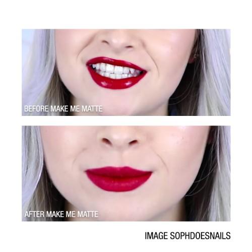 Make Me Matte - Transforms Cream Lipsticks to Matte