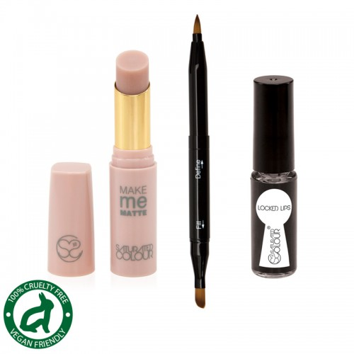 Vegan Lip Finishing Set (3 Pcs)